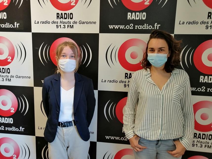 Les Démocra'teens à O2 Radio